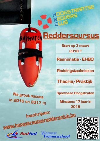 Poster cursus 2018